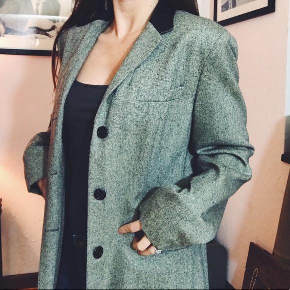 Ralph Lauren Jackets & Blazers - VINTAGE RALPH LAUREN • oversized topcoat